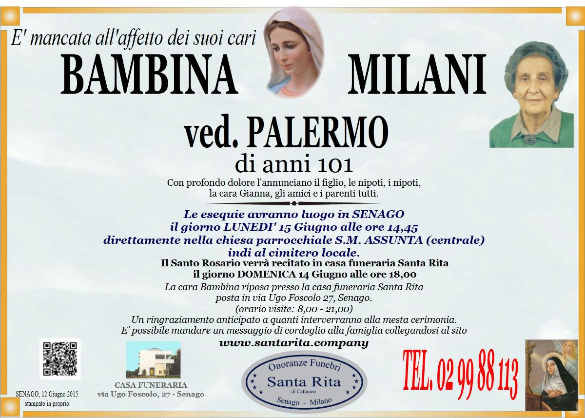 Bambina Milani