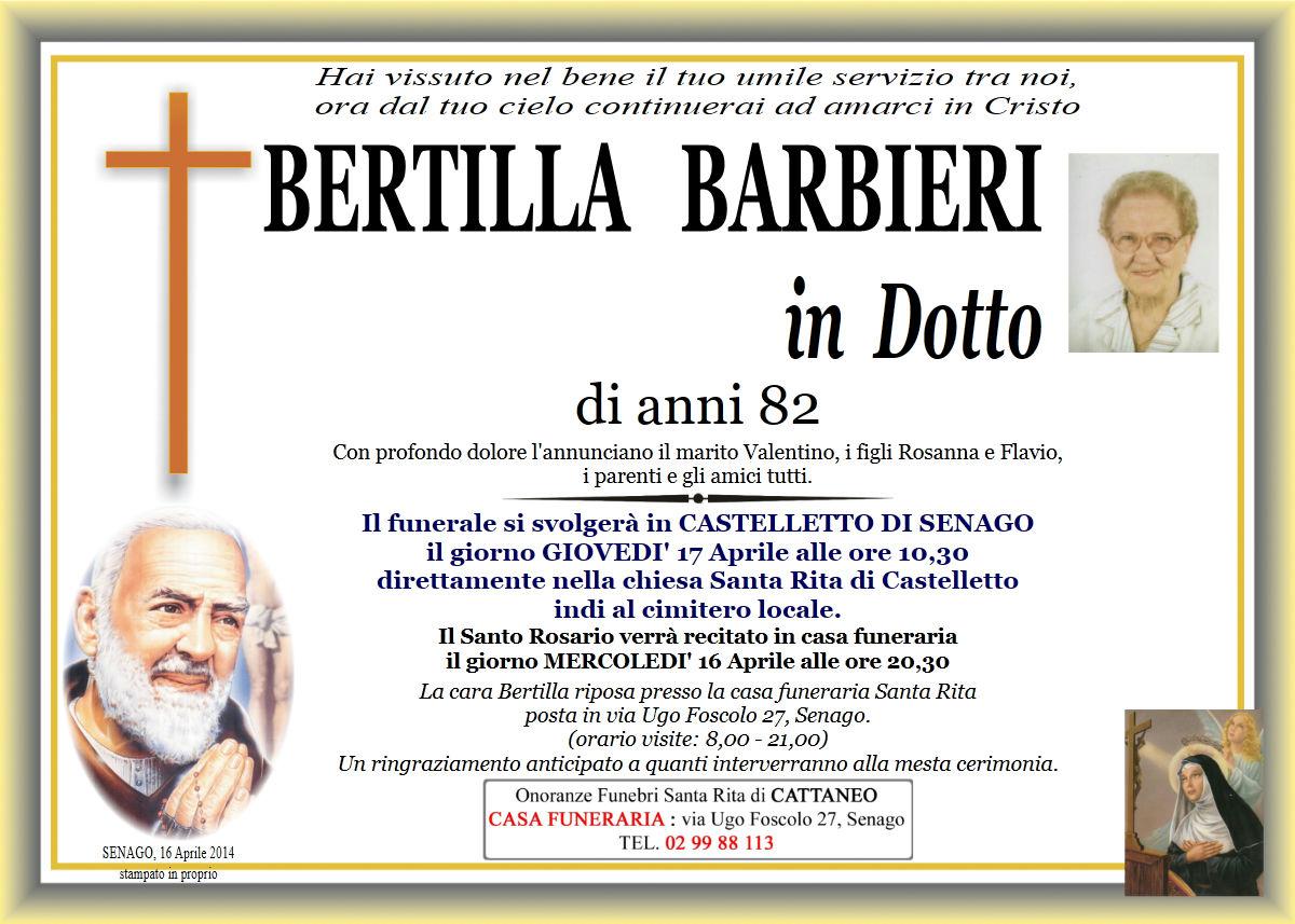 Bertilla Barbieri