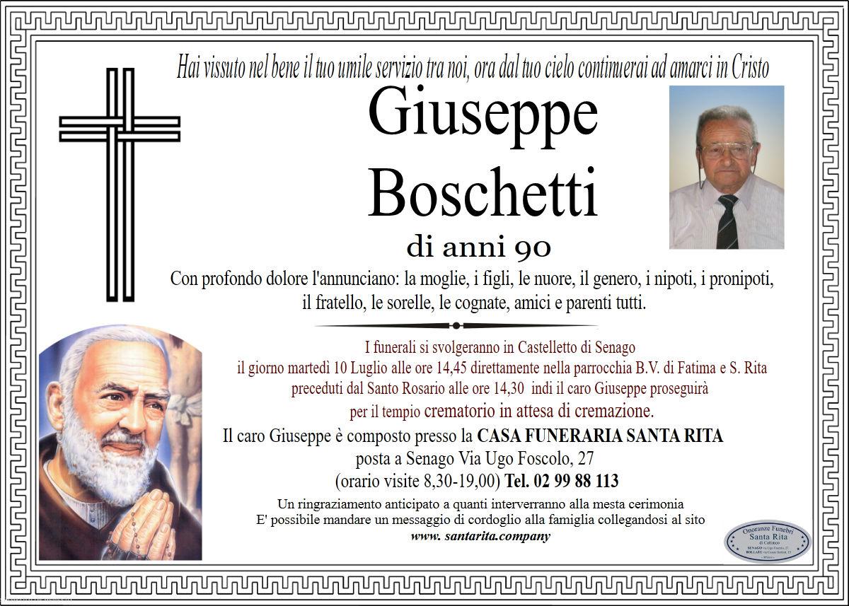 Giuseppe Boschetti