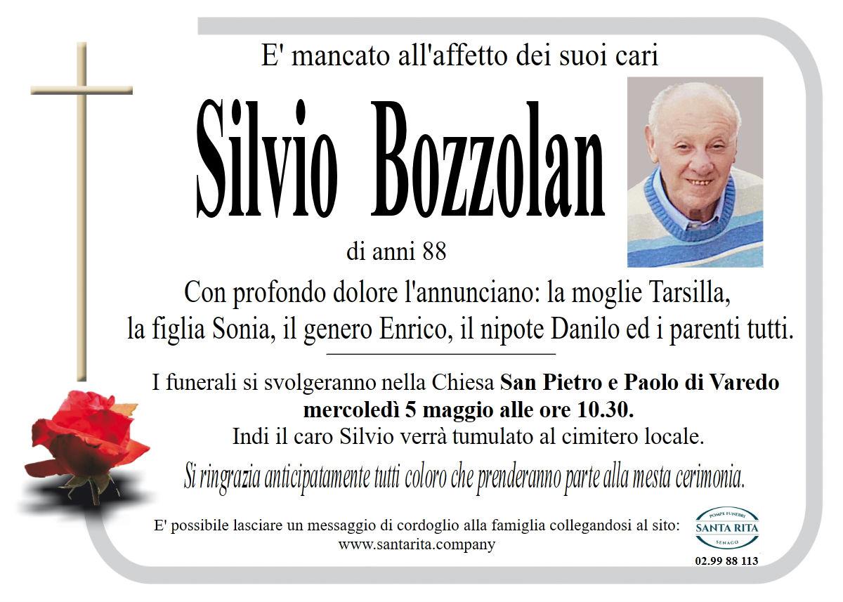 SILVIO BOZZOLAN