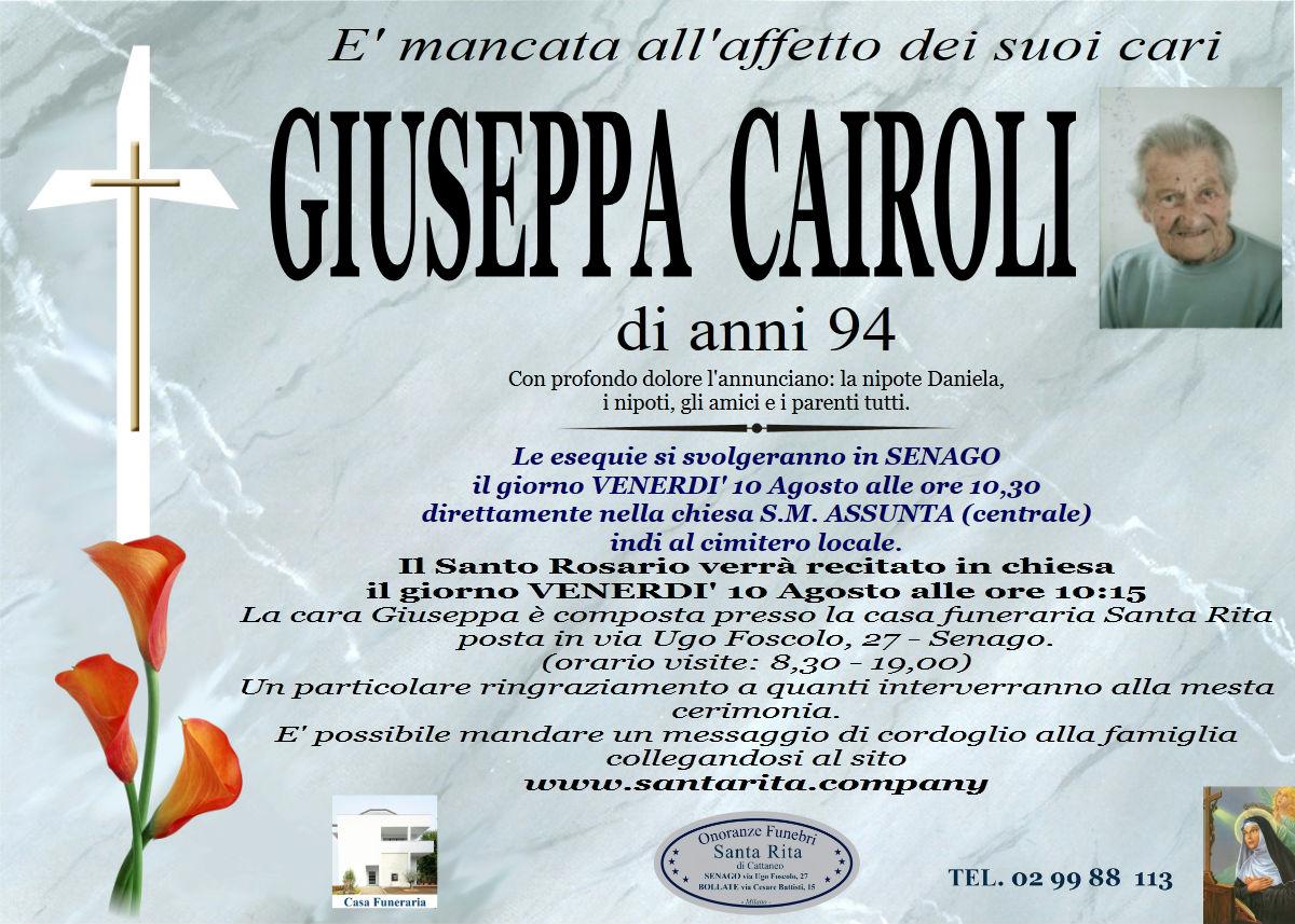 Giuseppa Cairoli