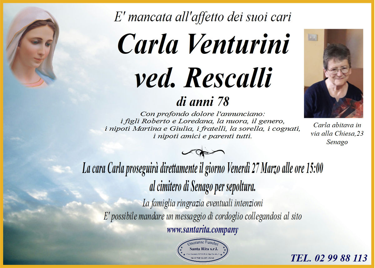 CARLA VENTURINI