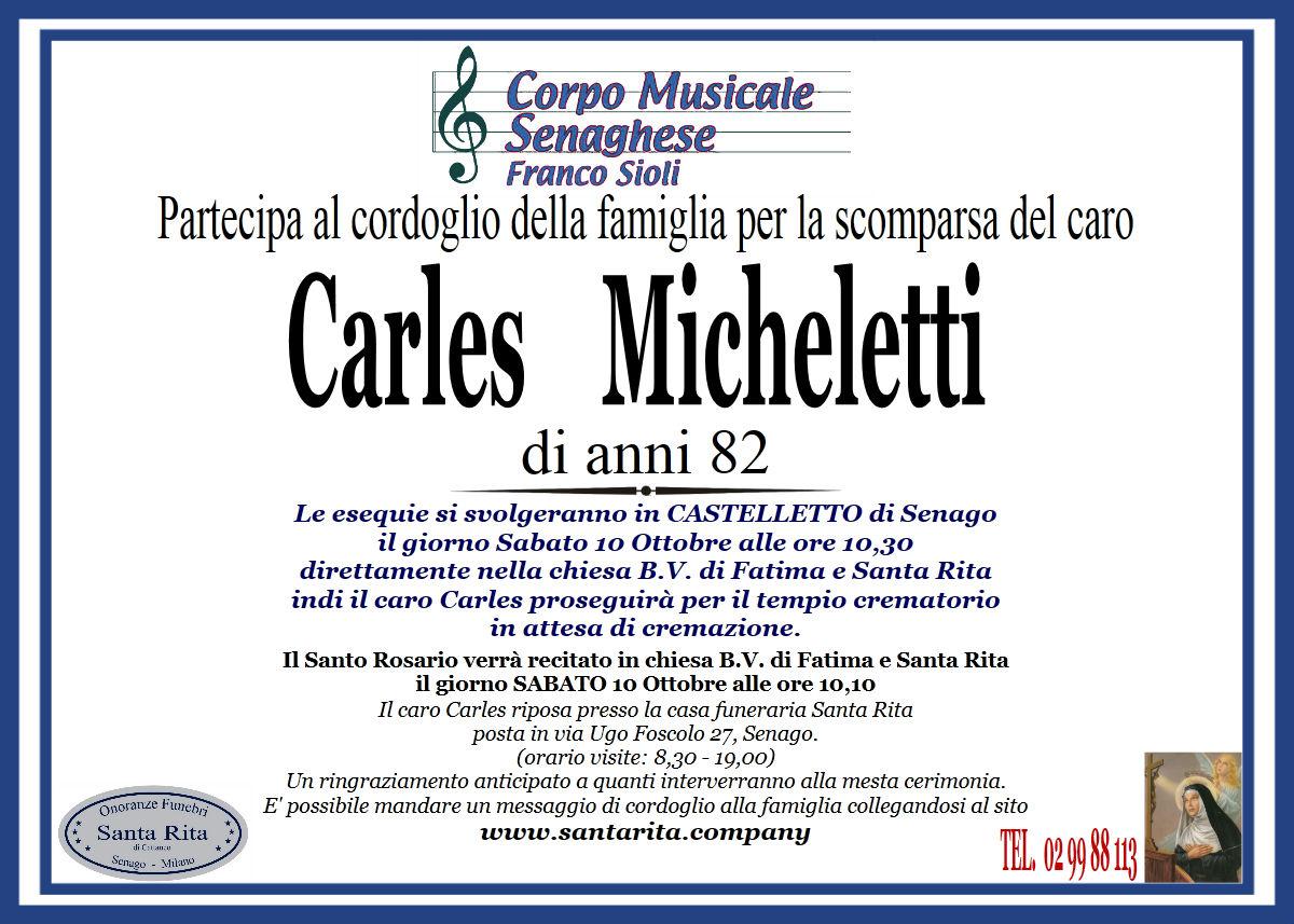 Carles Micheletti