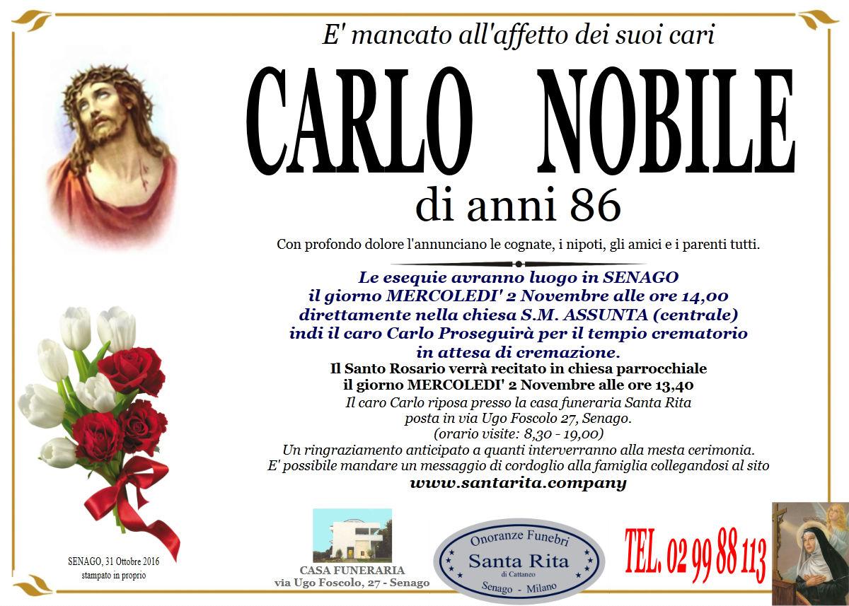 Carlo Nobile