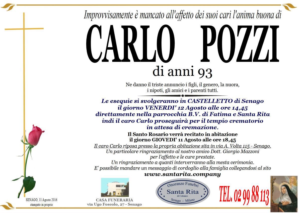 Carlo Pozzi