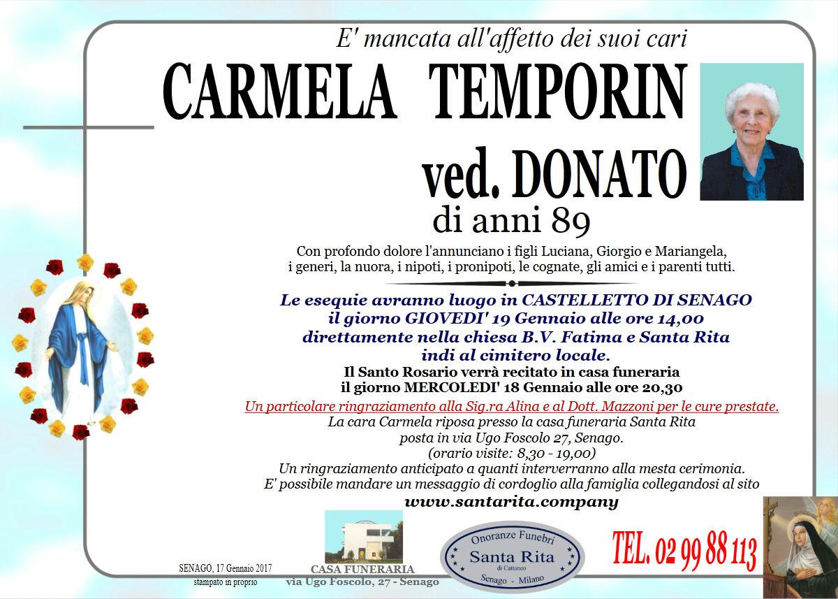 Carmela Temporin