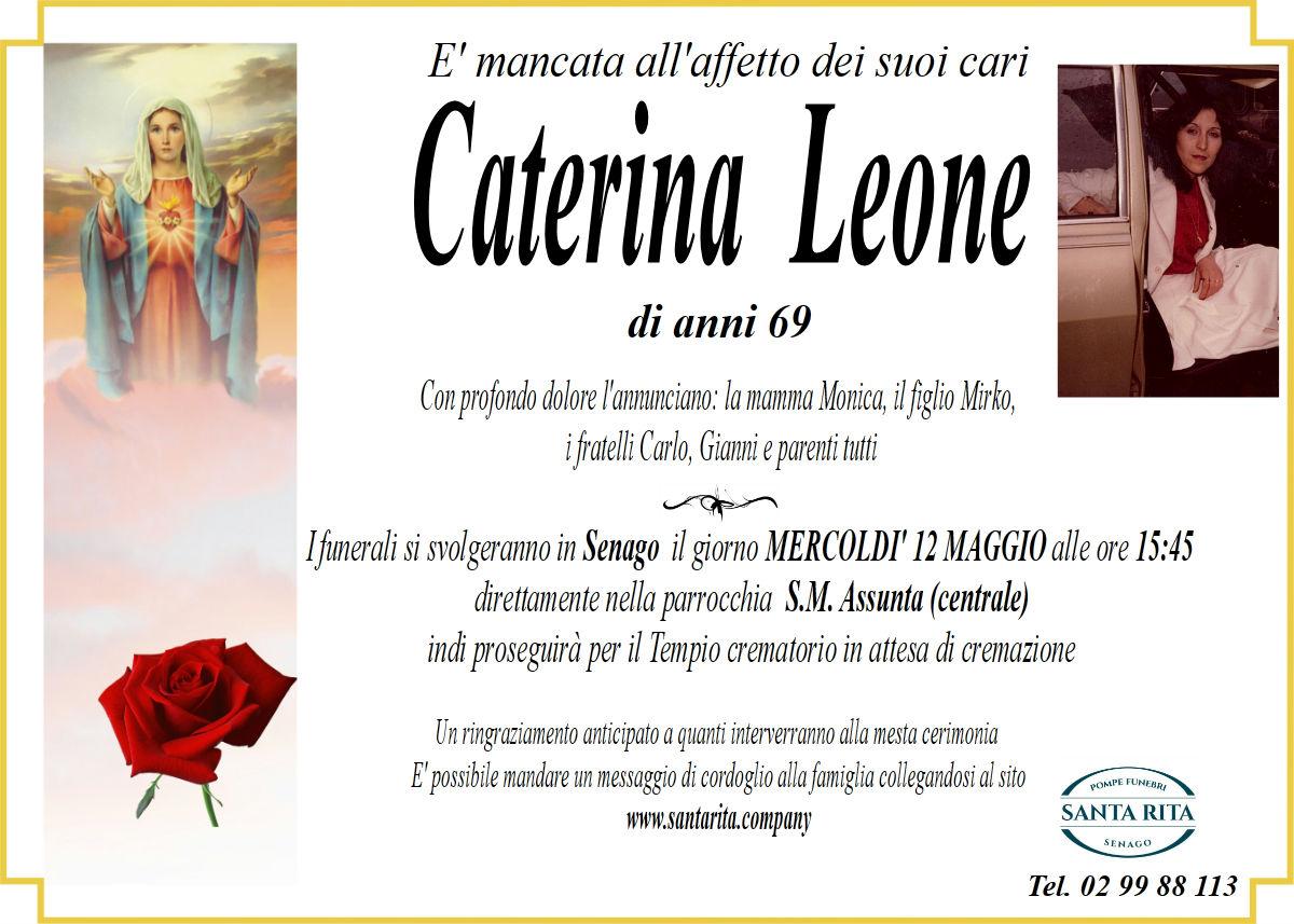 Caterina Leone