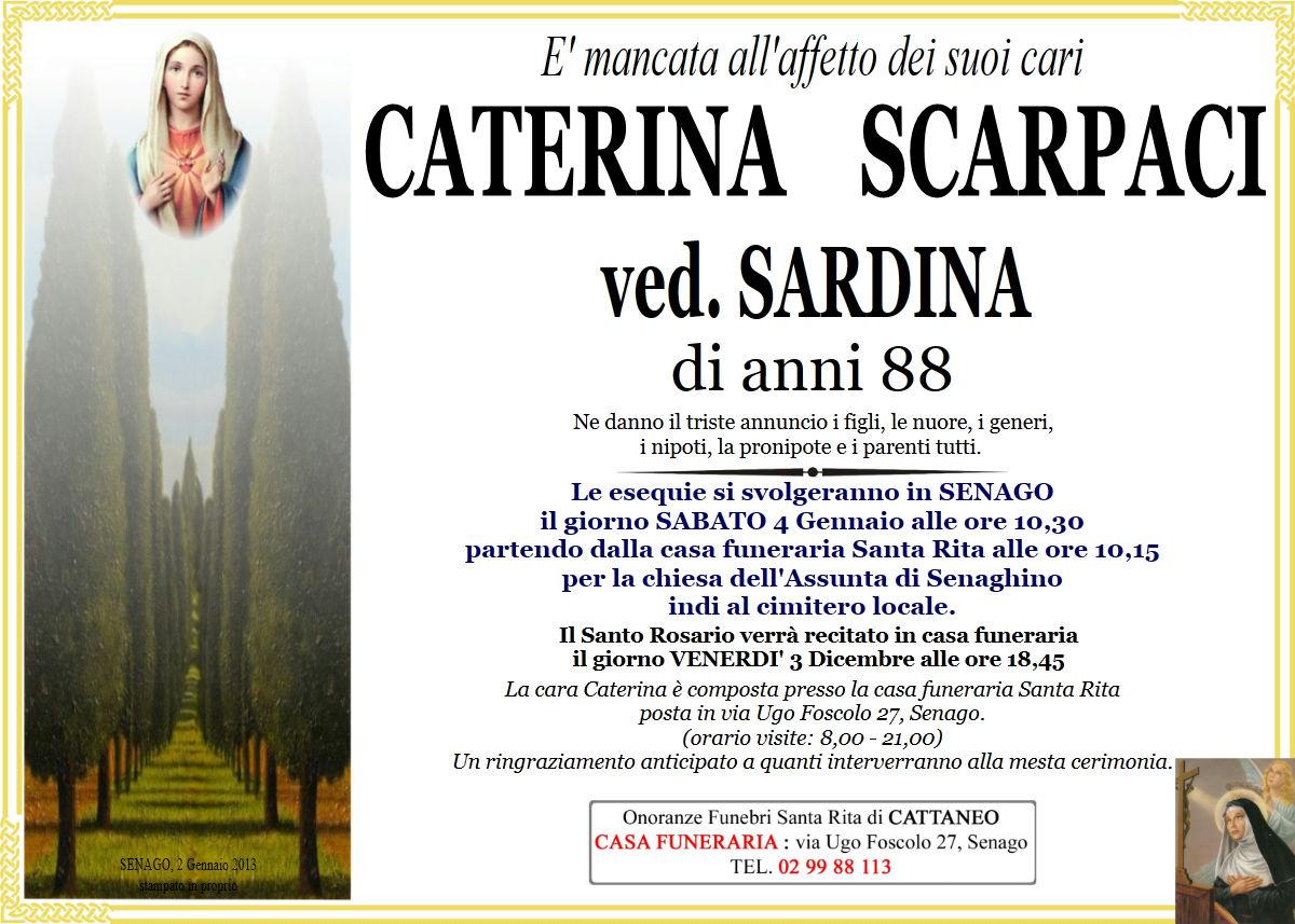 Caterina Scarpaci