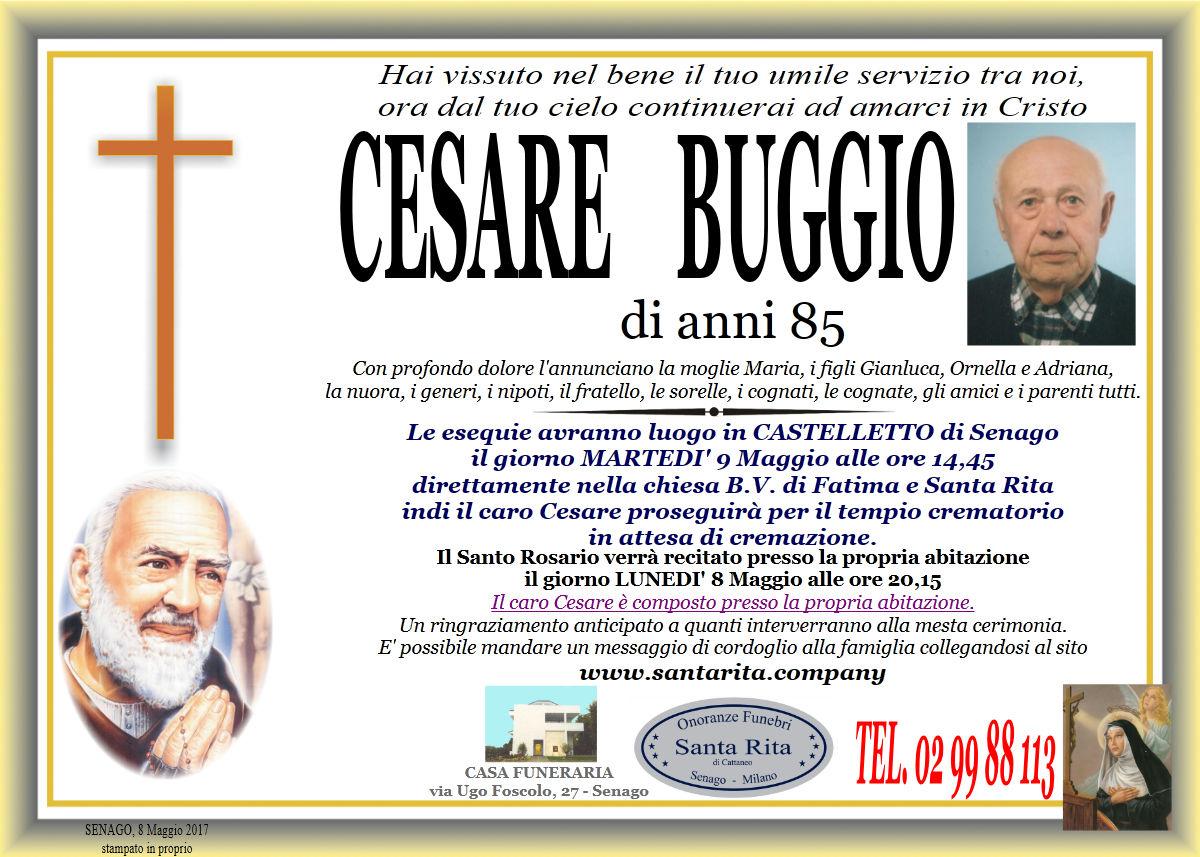 Cesare Buggio