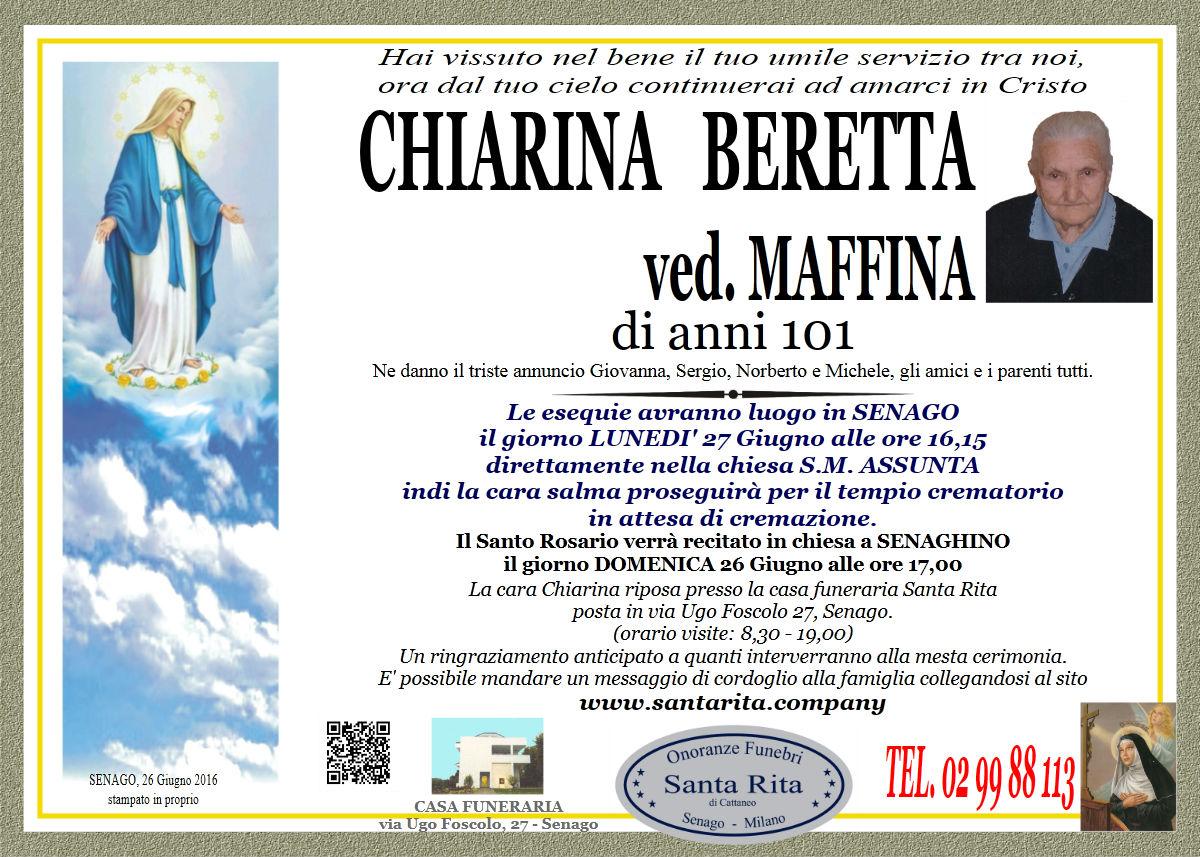 Chiarina Beretta