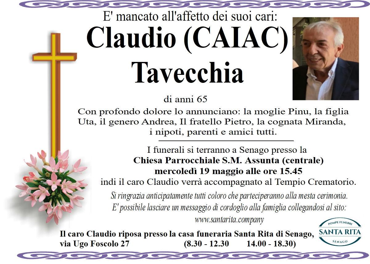 Claudio Tavecchia