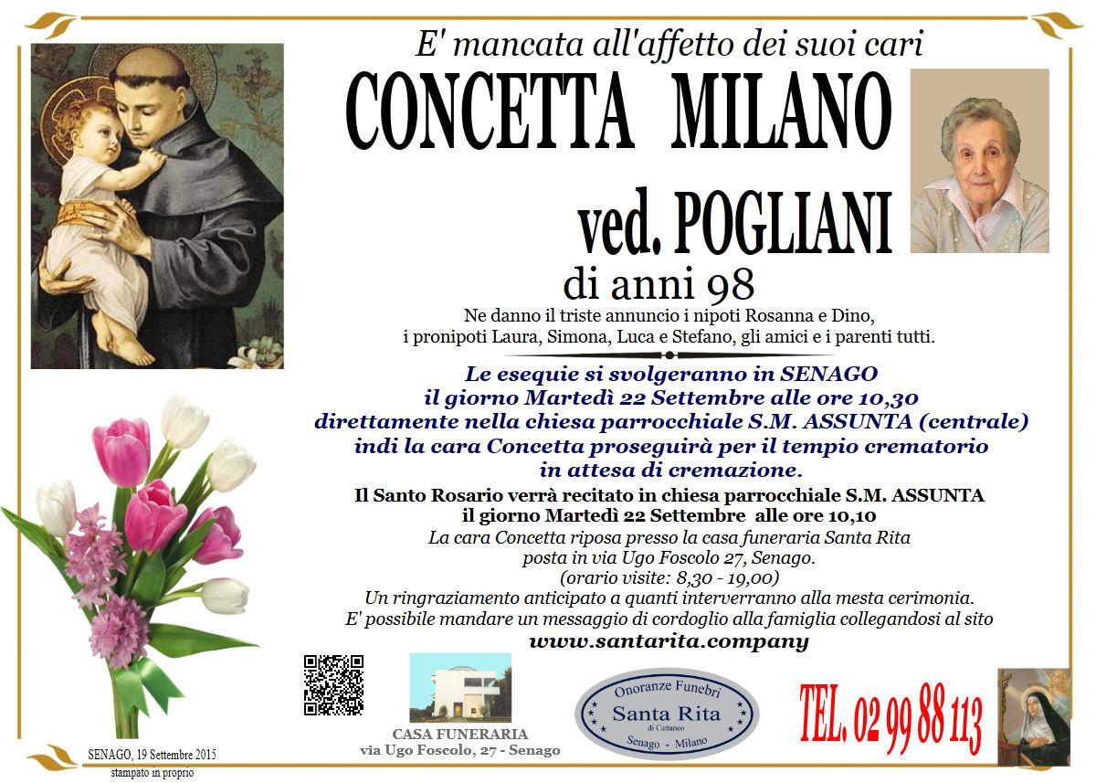 Concetta Milano