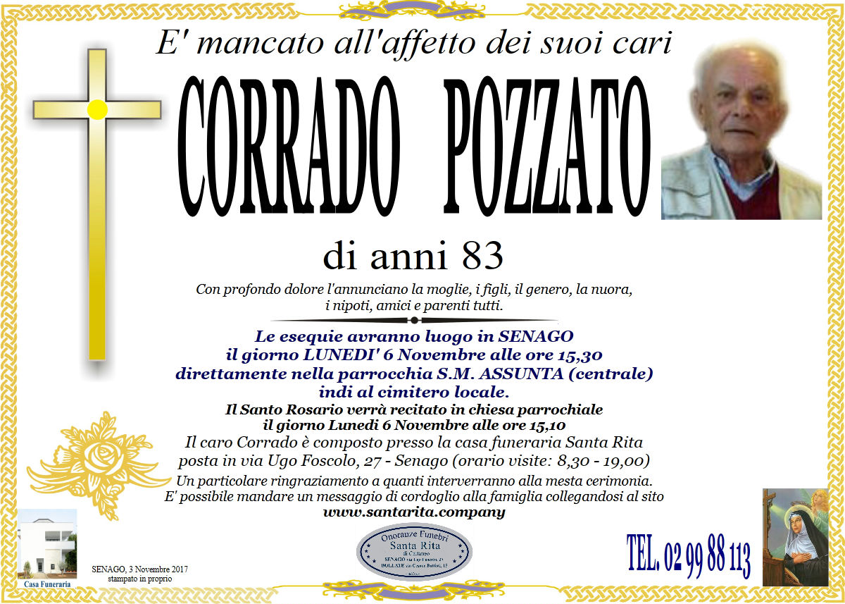 Corrado Pozzato