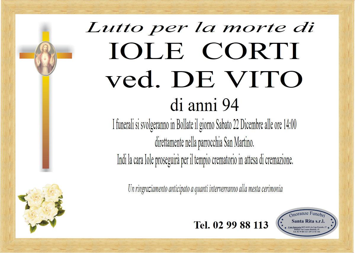 IOLE CORTI