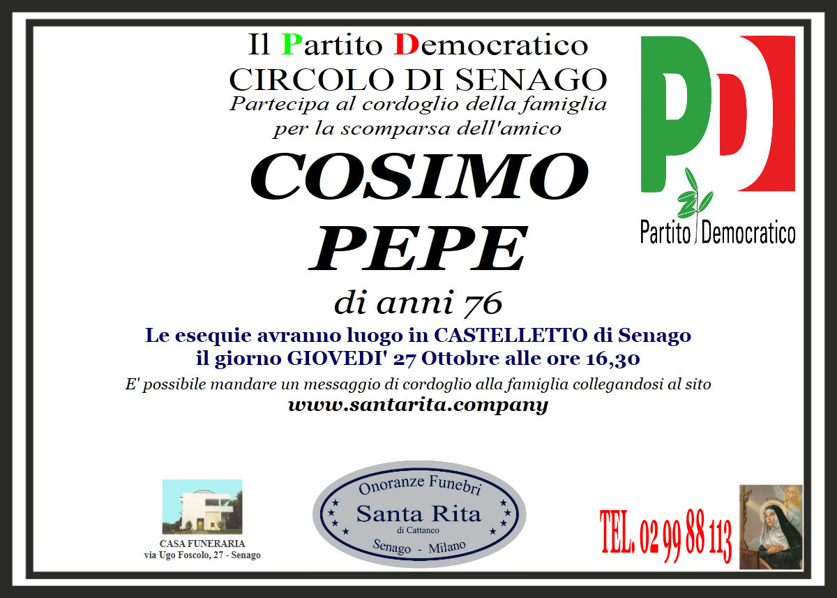 Cosimo Pepe