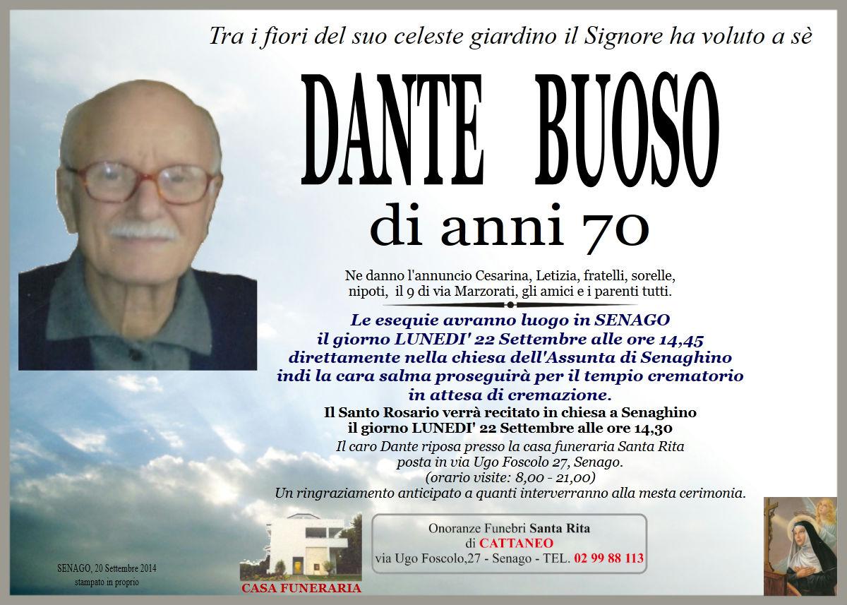 Dante Buoso