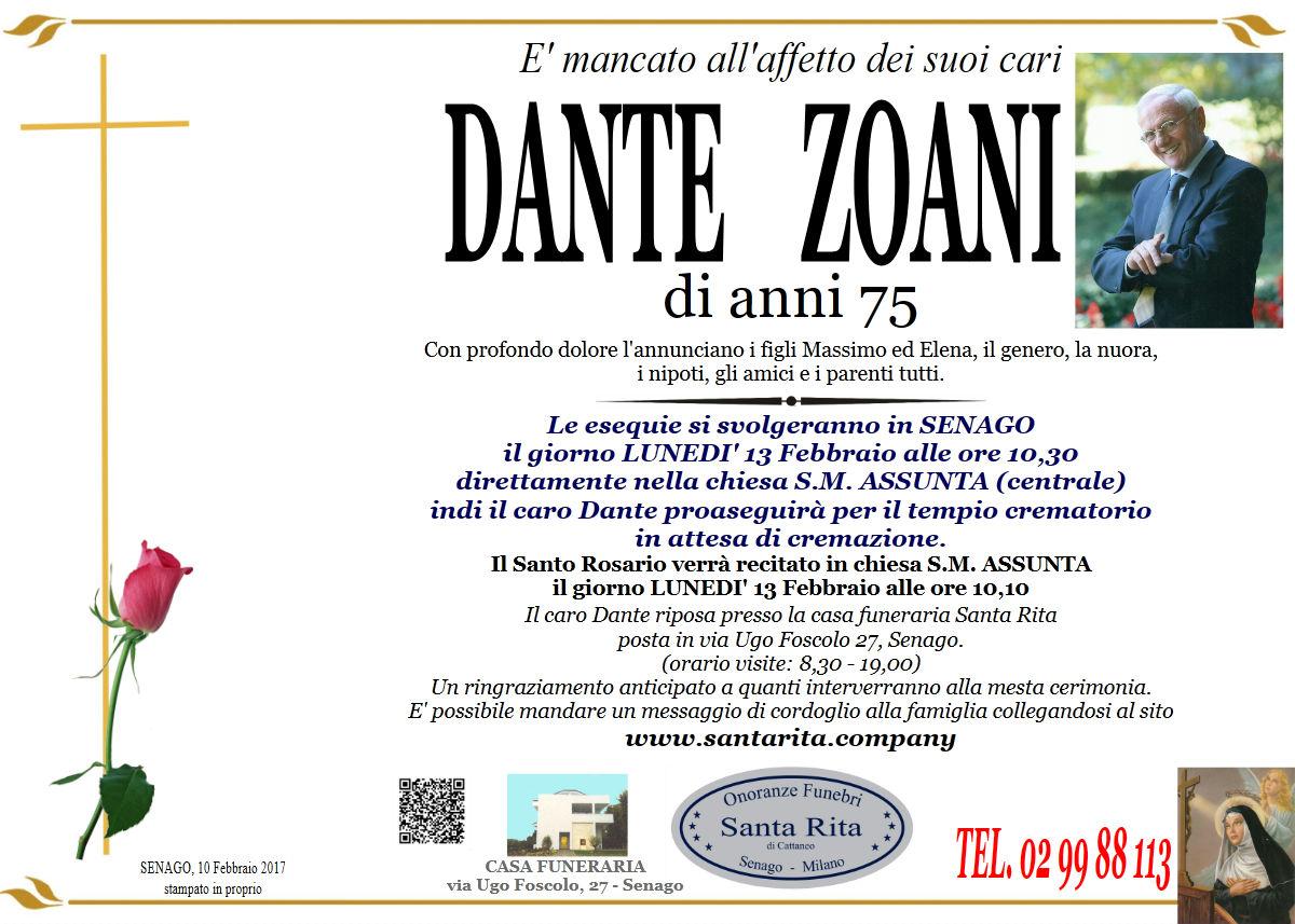 Dante Zoani