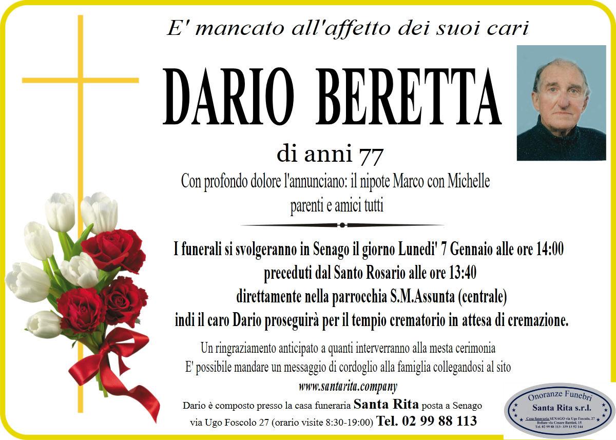 DARIO BERETTA