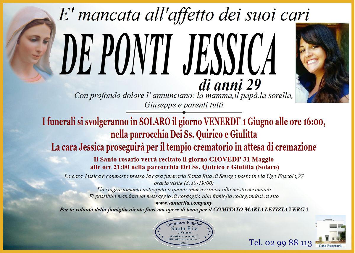 Jessica De Ponti