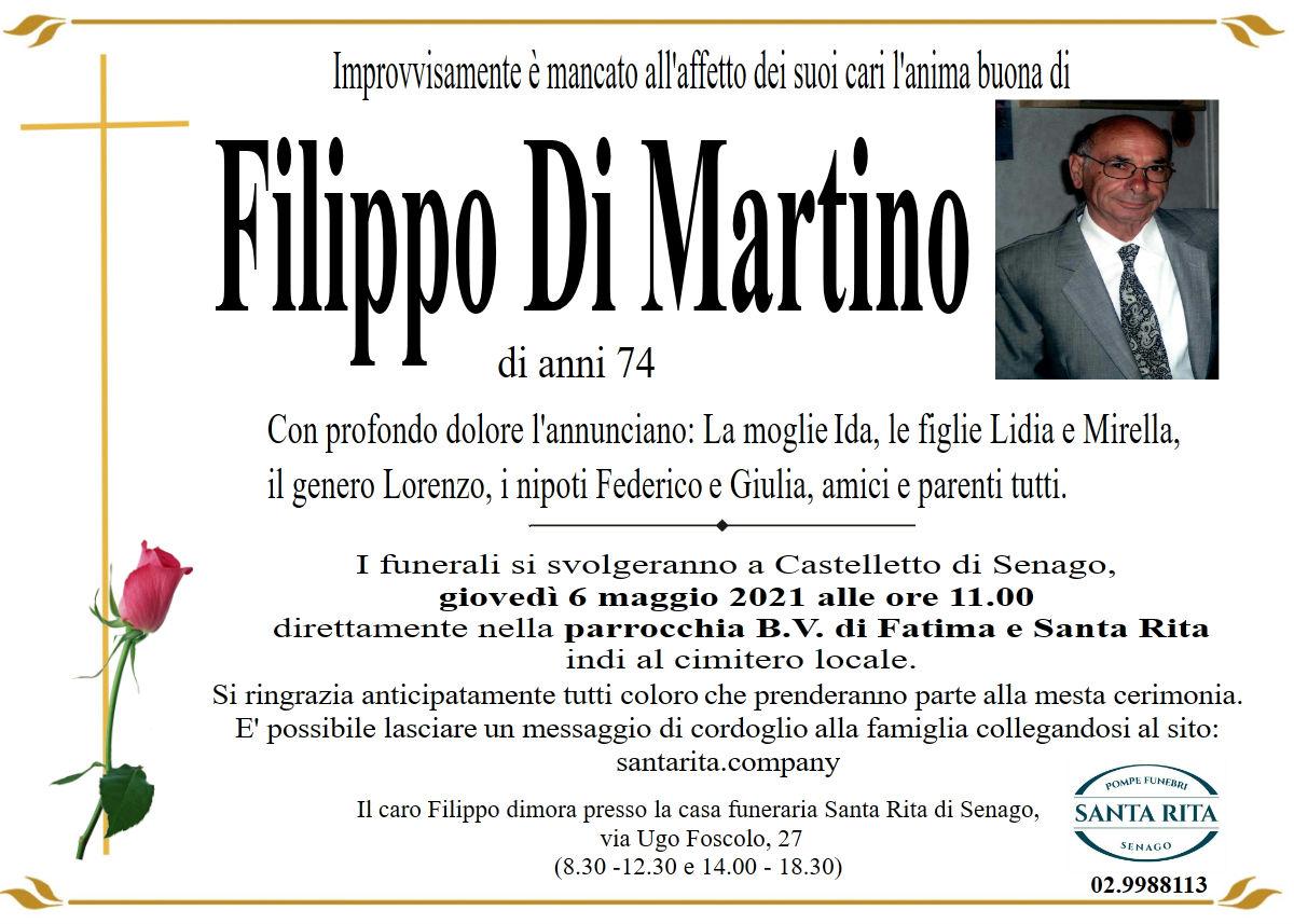 FILIPPO DI MARTINO