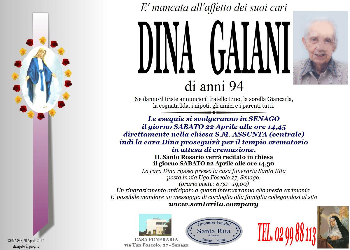 Dina Gaiani