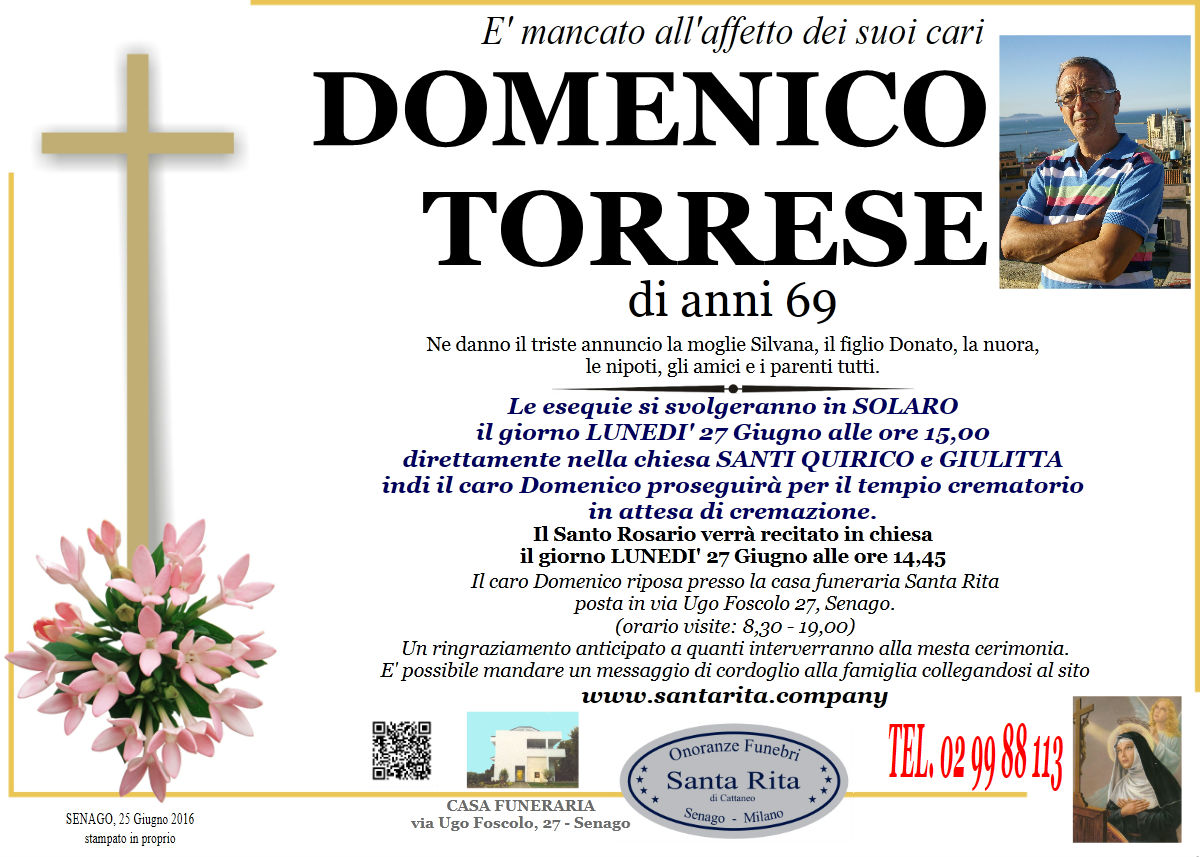 Domenico Torrese