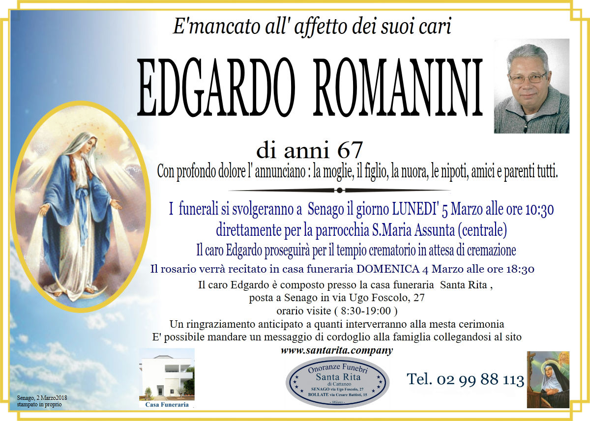 Edgardo Romanini