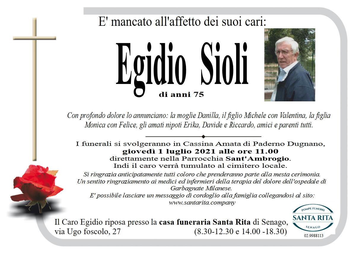 Egidio Sioli