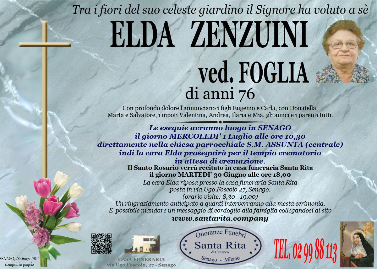 Elda Zenzuini