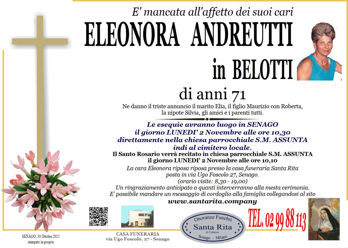 Eleonora Andreutti