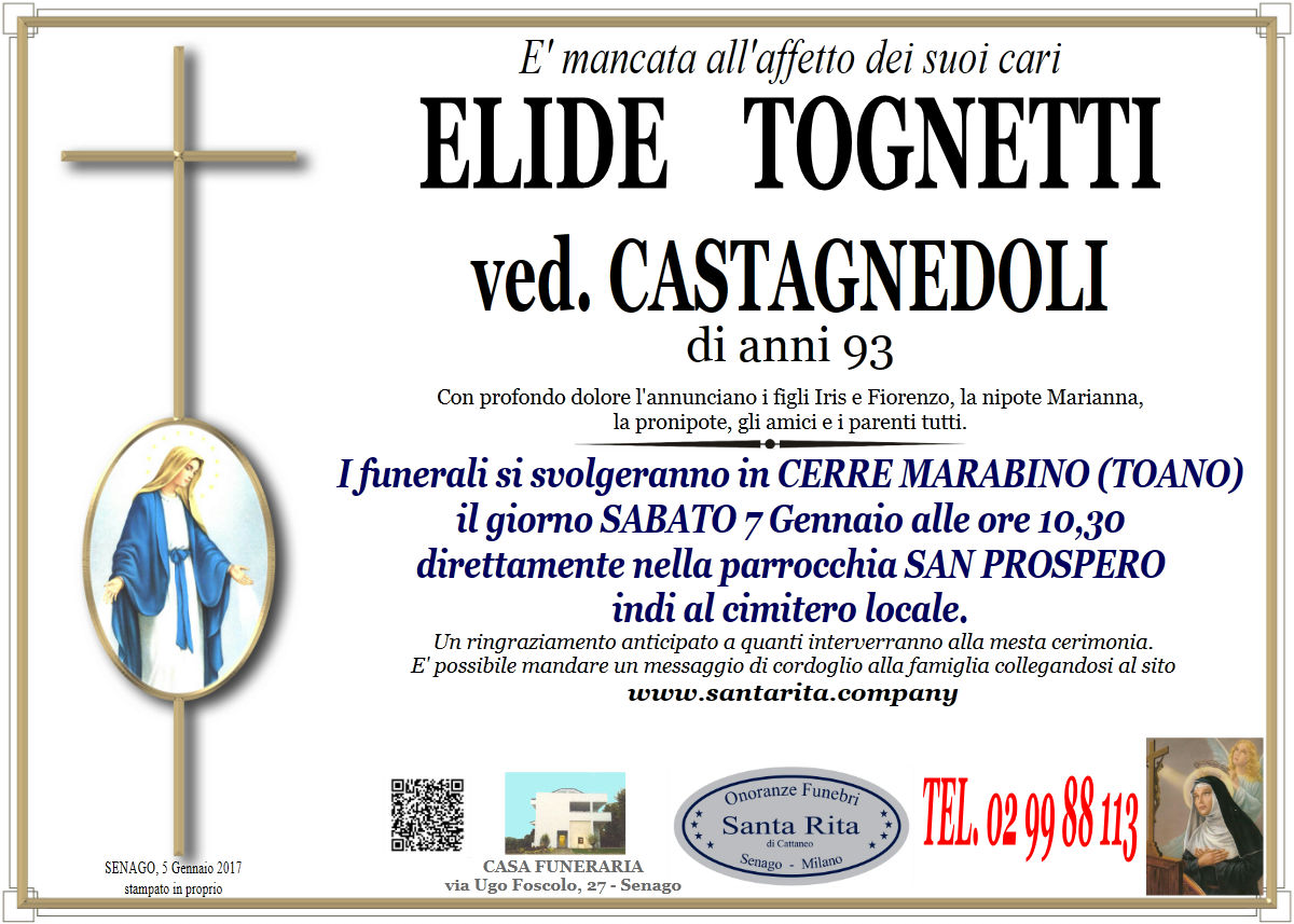 Elide Tognetti