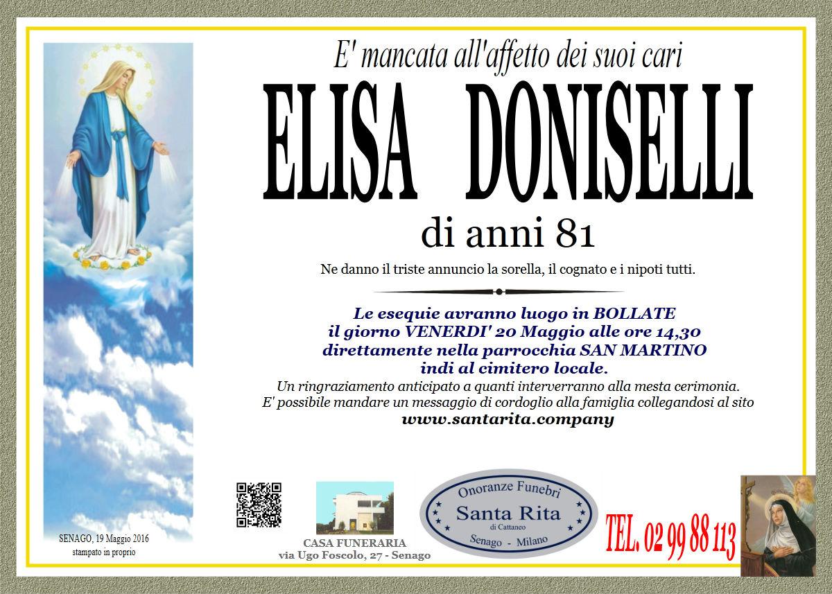 Elisa Doniselli