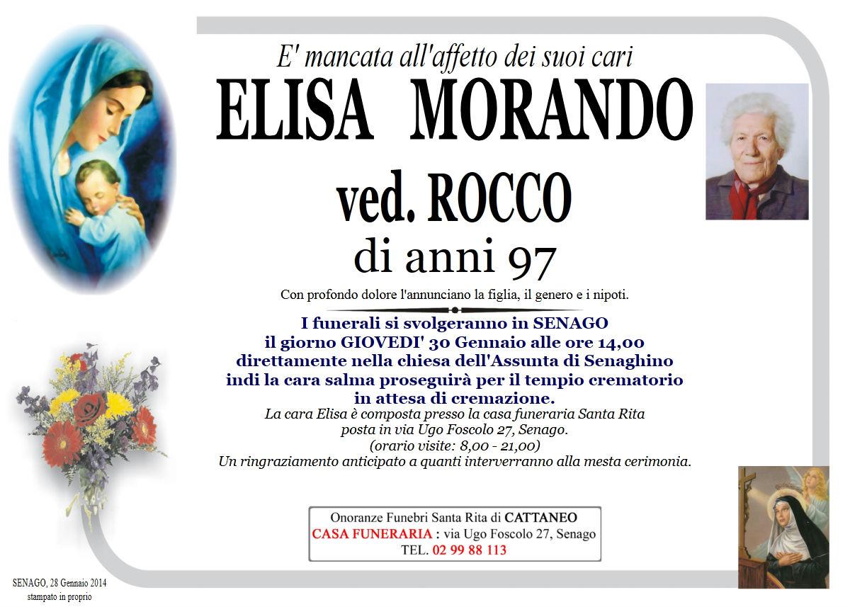 Elisa Maria Morando