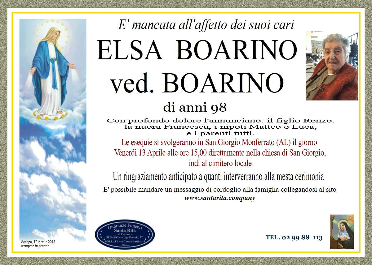 Elsa Boarino