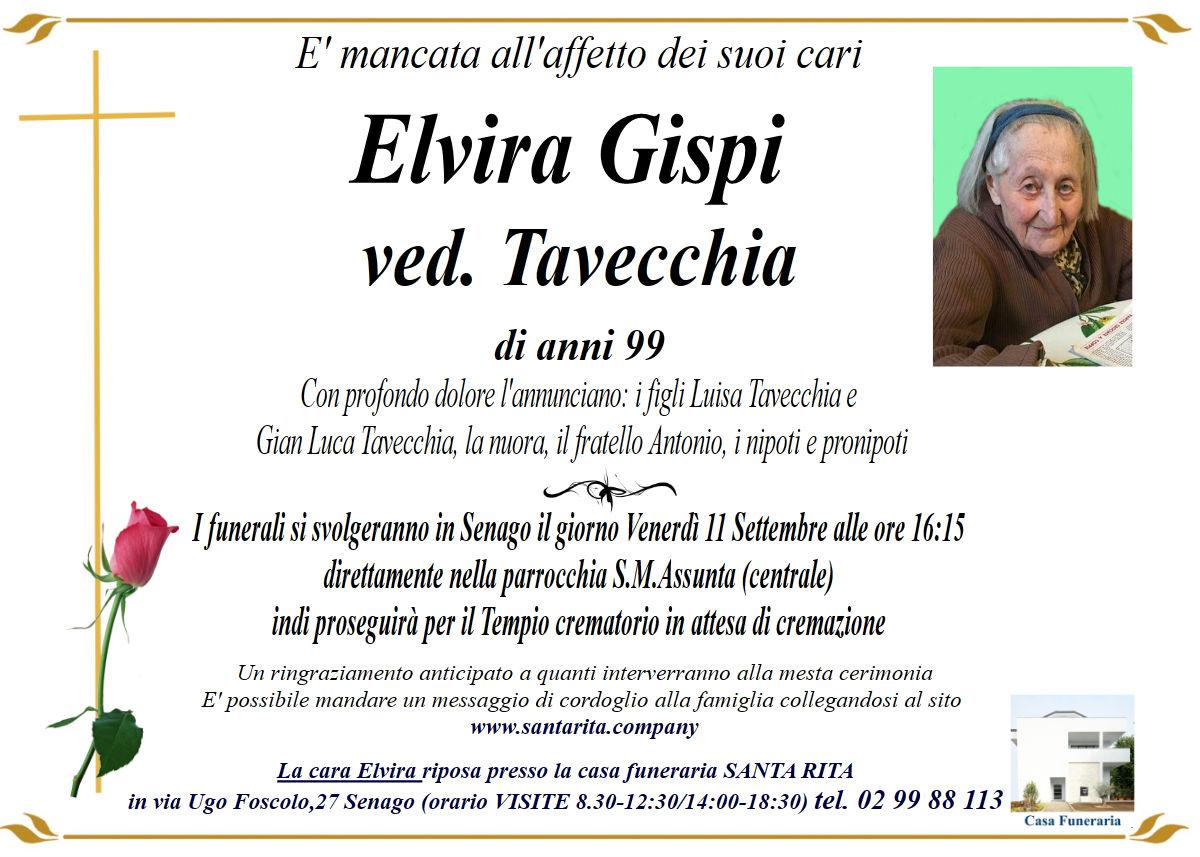 ELVIRA GISPI
