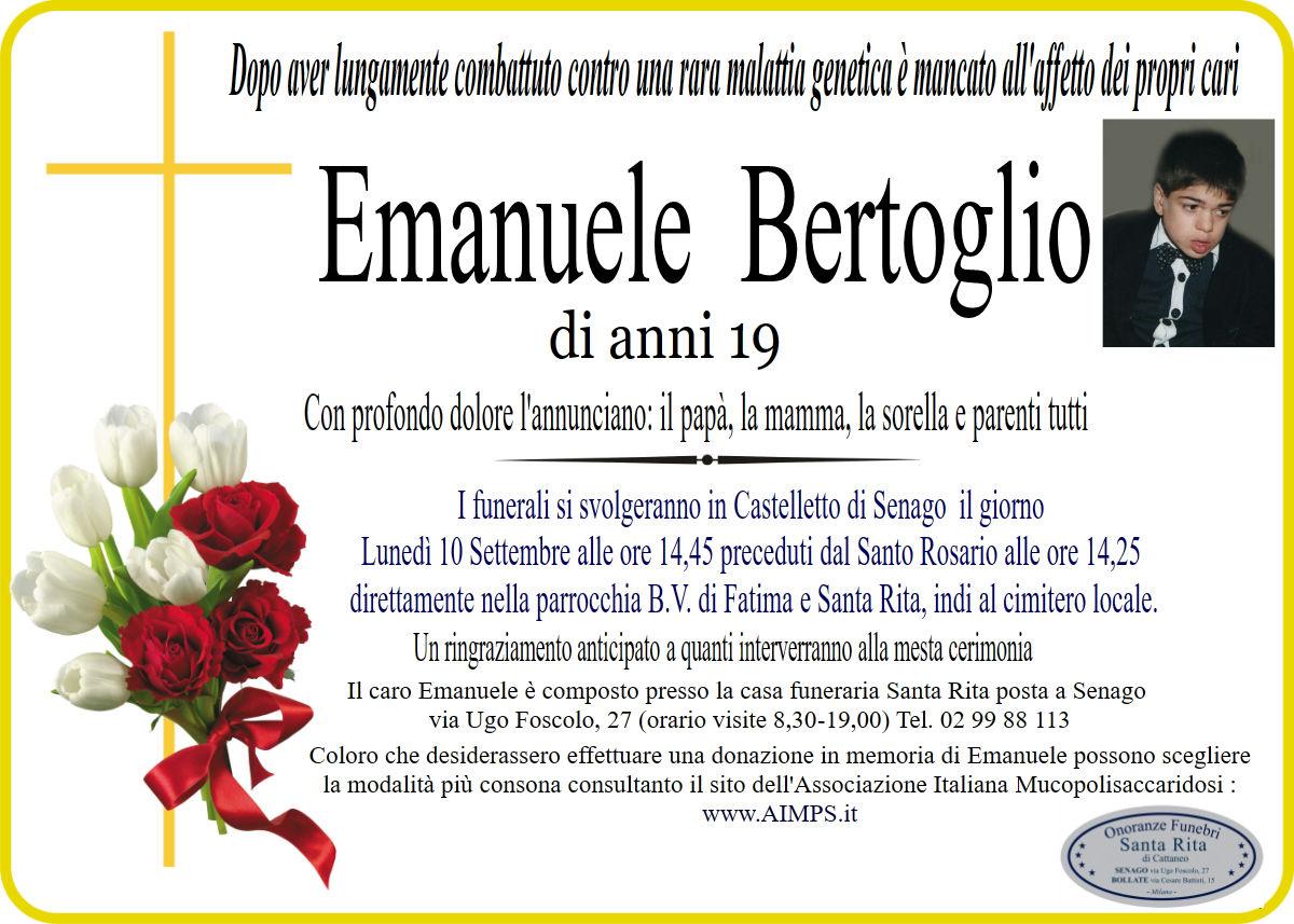 Emanuele Bertoglio