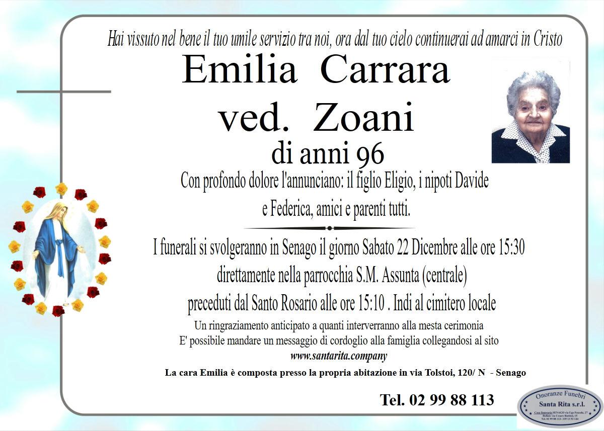 EMILIA CARRARA