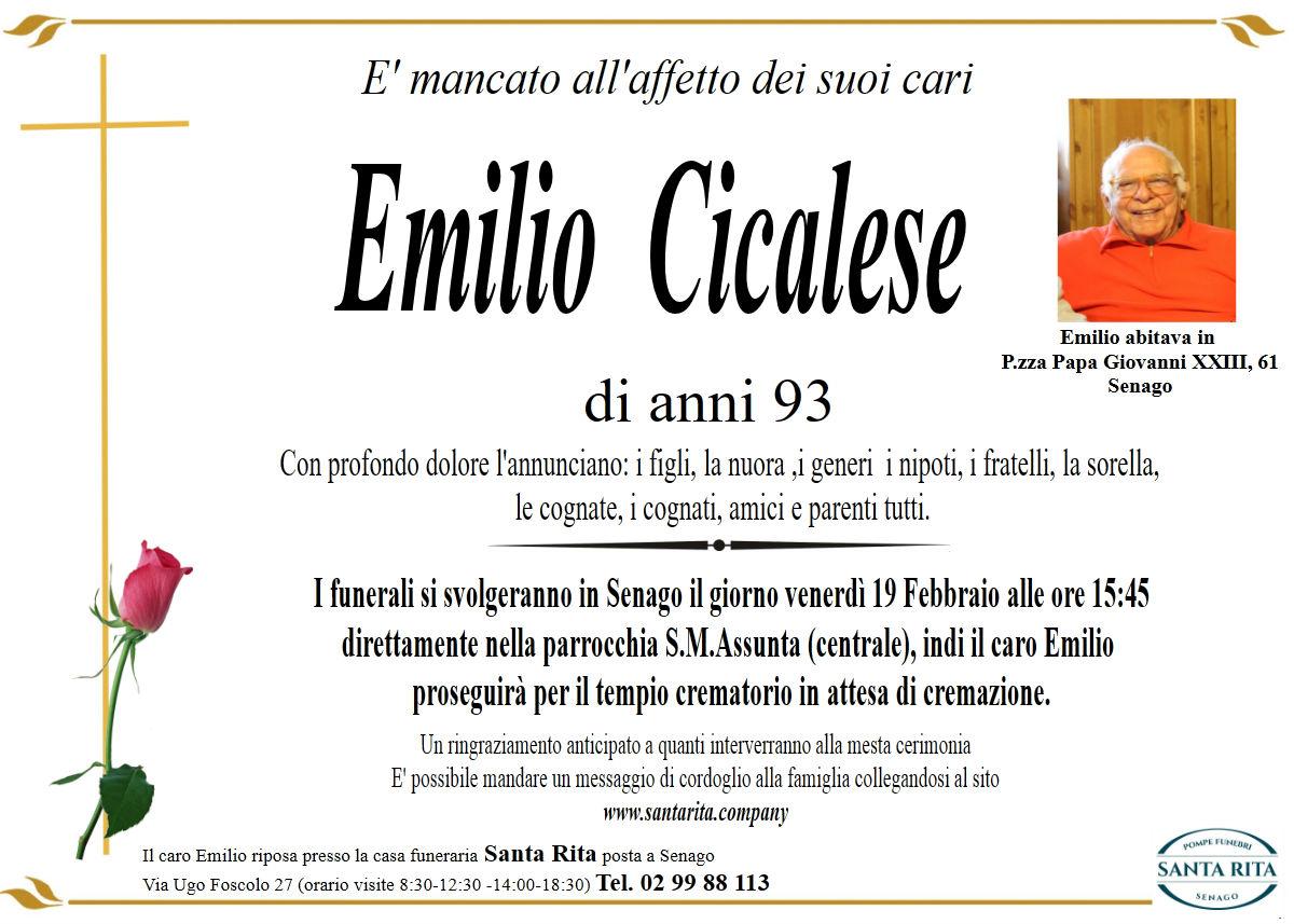 EMILIO CICALESE