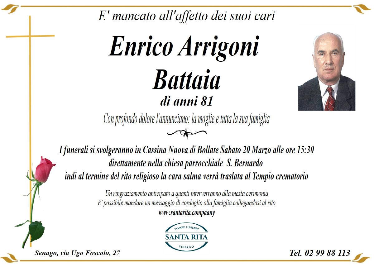 ENRICO ARRIGONI