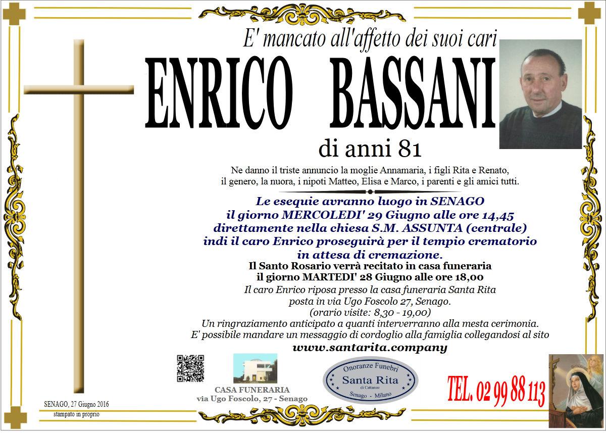 Enrico Bassani
