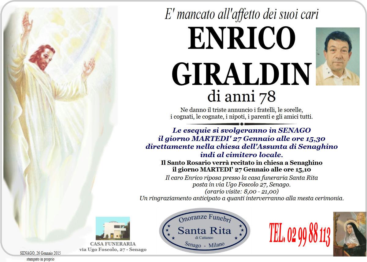 Enrico Giraldin