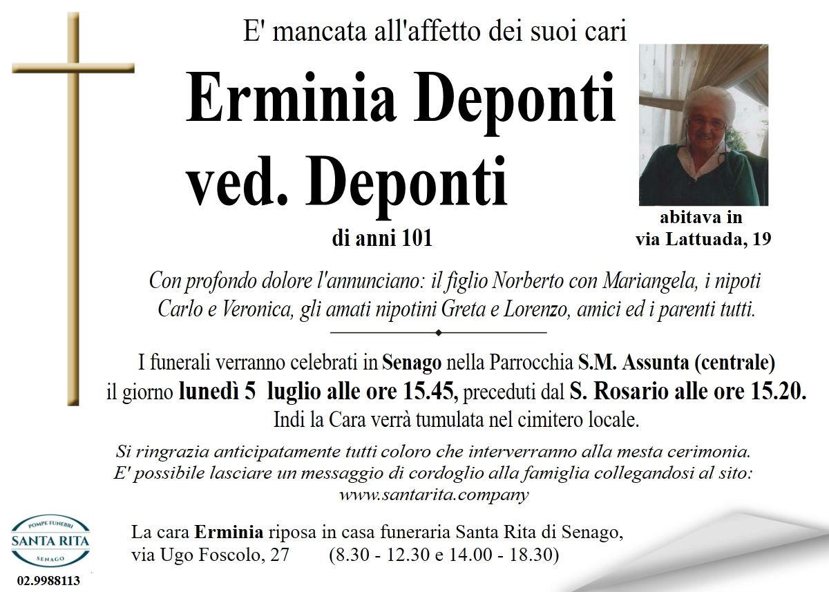 Erminia Deponti