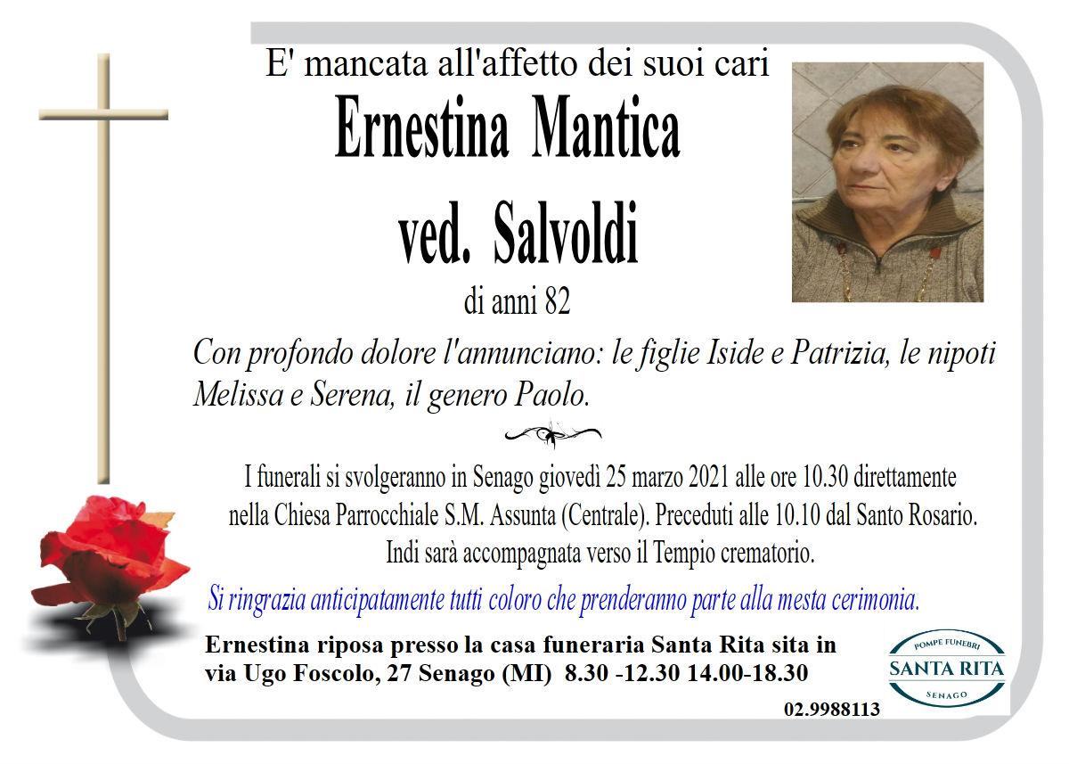 ERNESTINA MANTICA