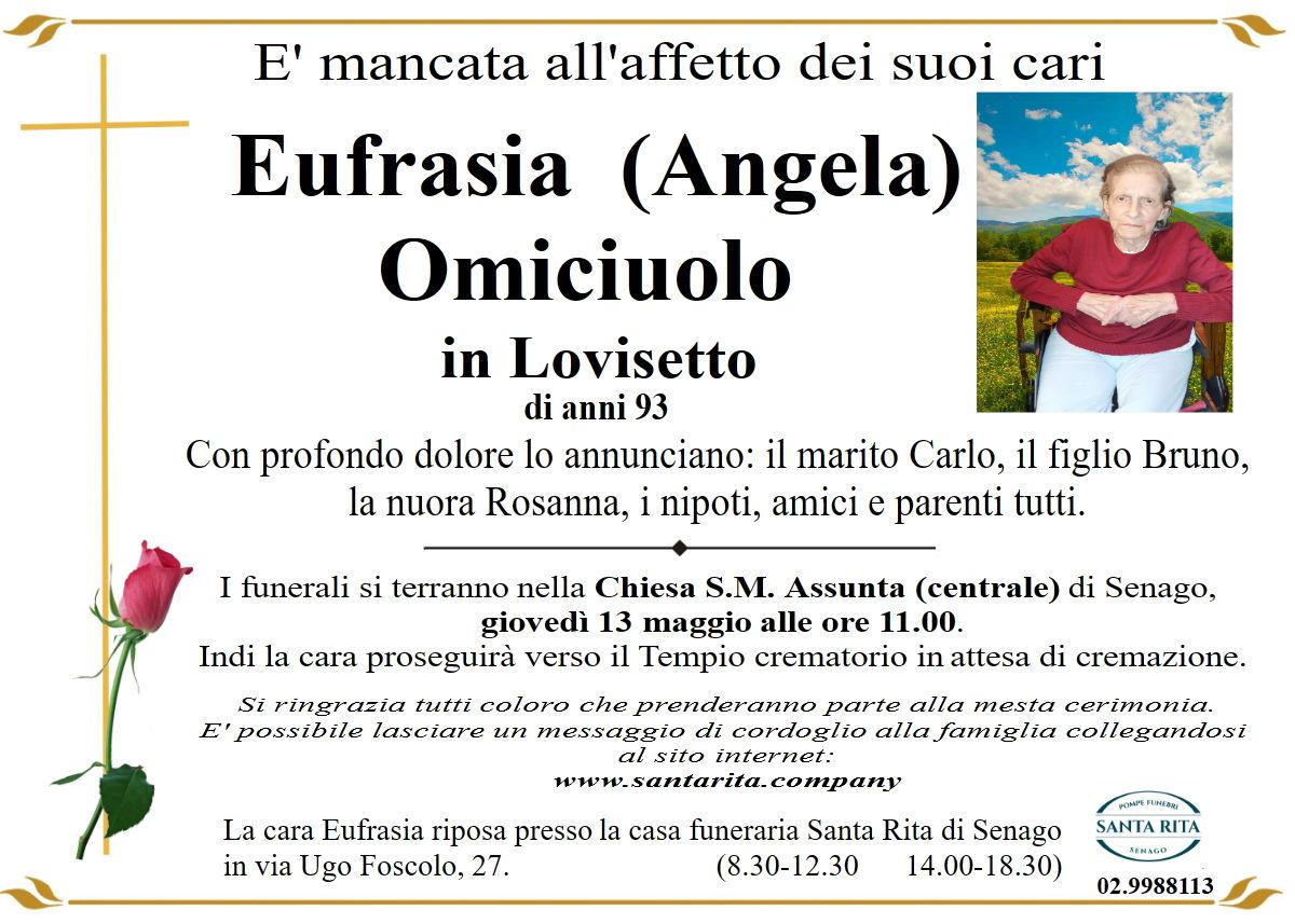 EUFRASIA OMICIUOLO