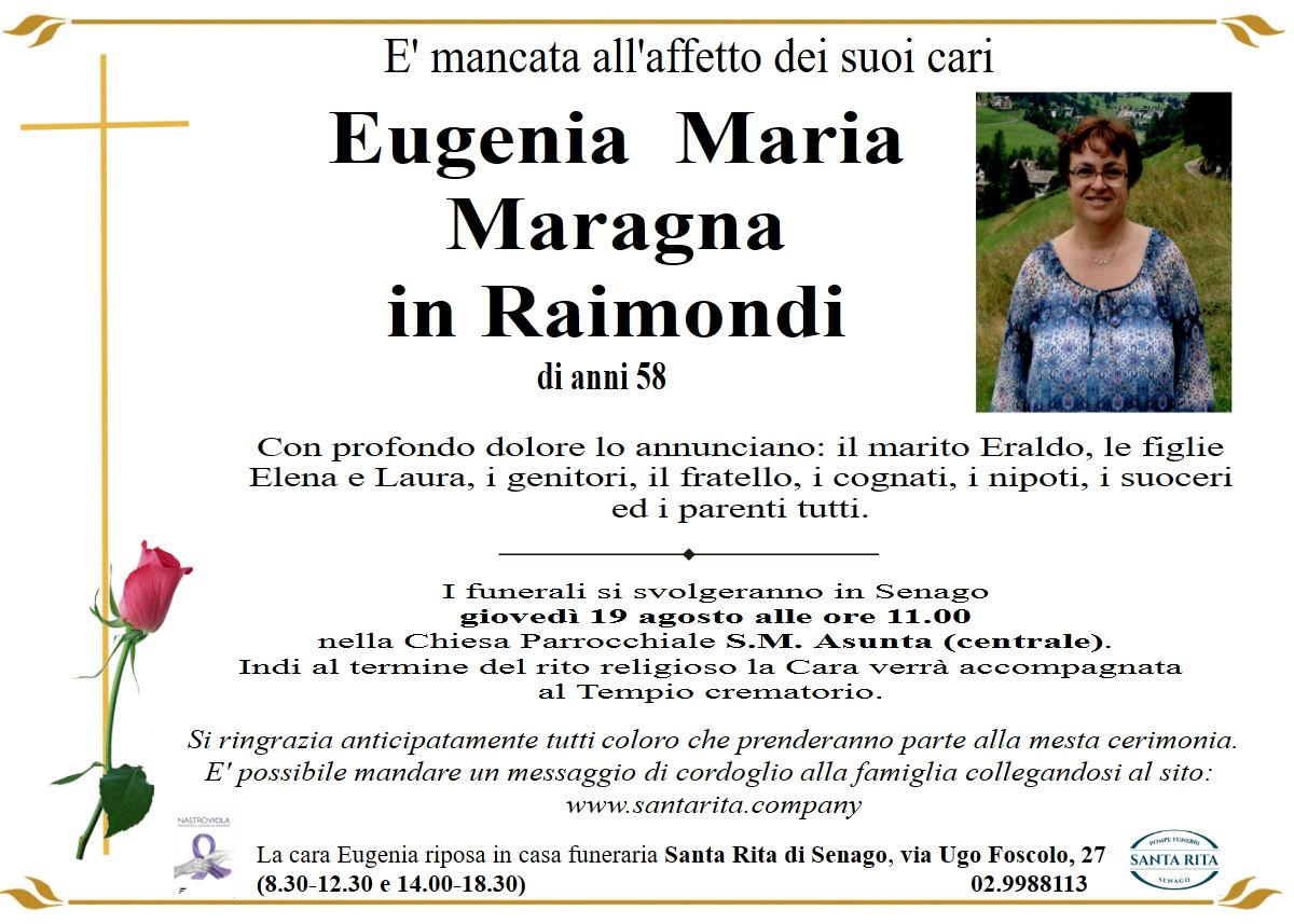 EUGENIA MARIA MARAGNA