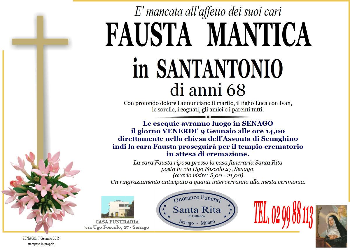 Fausta Mantica