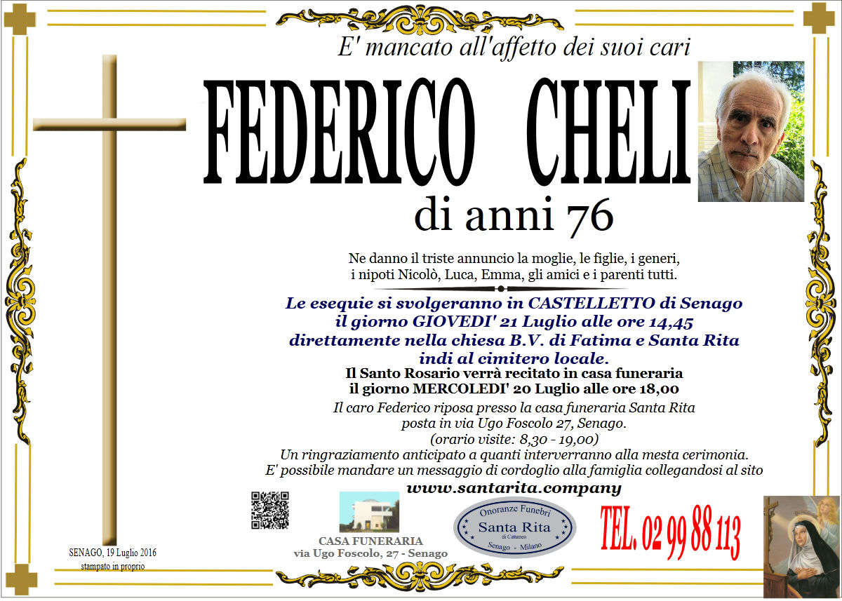 Federico Cheli