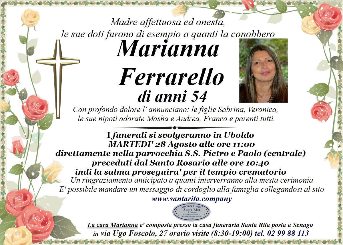 Marianna Ferrarello