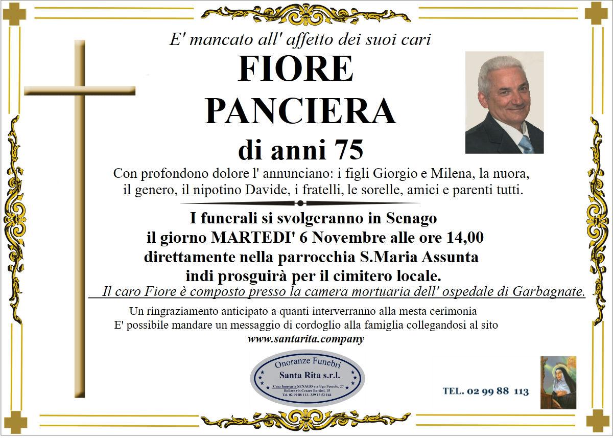 Fiore Panciera