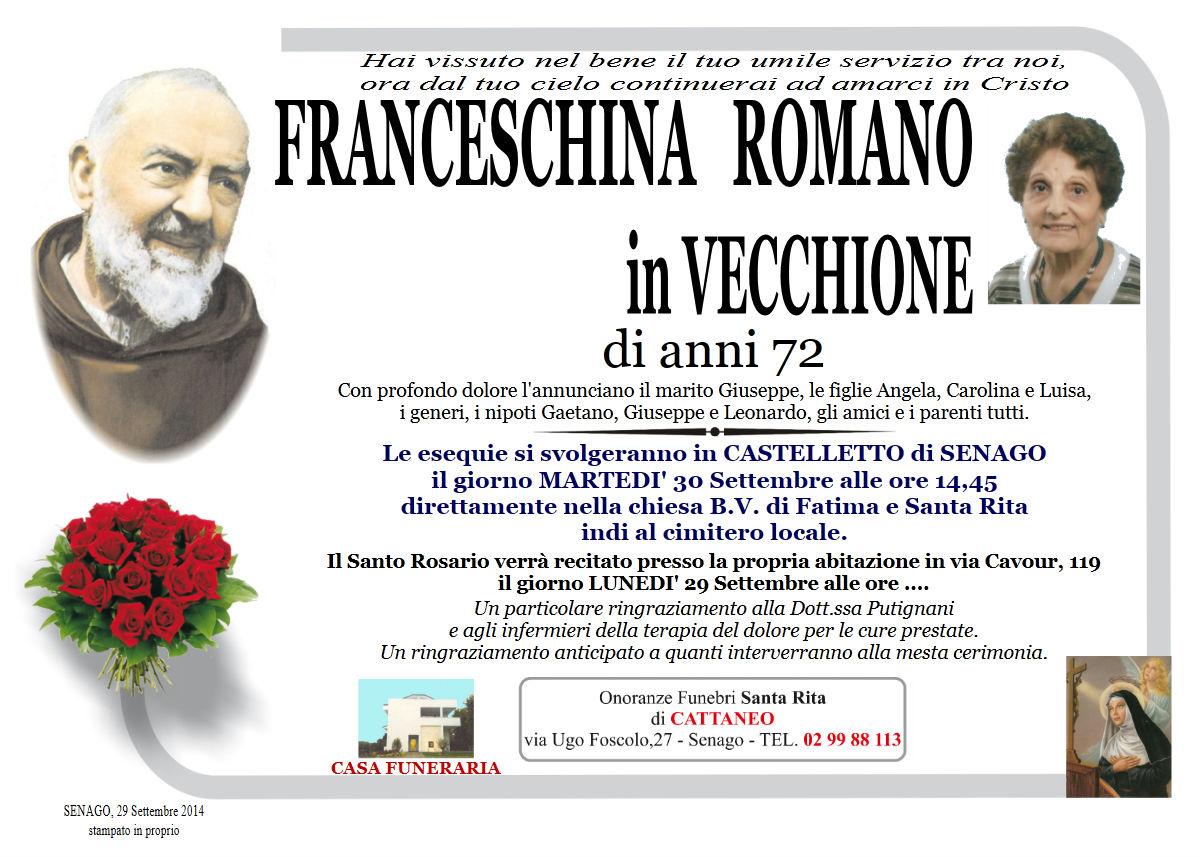 Franceschina Romano